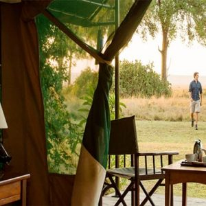 South Africa Honeymoon Packages Governors Camp, Kenya Room View