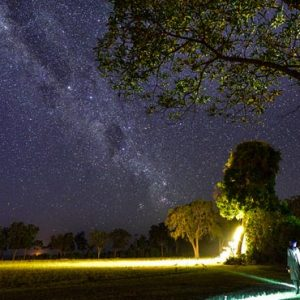 South Africa Honeymoon Packages Governors Camp, Kenya Stars At Night
