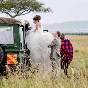 South Africa Honeymoon Packages Governors Camp, Kenya Wedding In Safari1