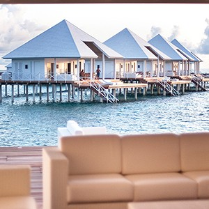 Maldives honeymoon packages - Diamonds Thudufushi - view
