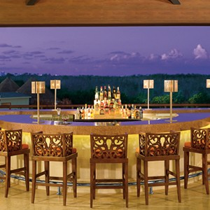 Dreams Riviera Cancun Resort & Spa - Mexico Honeymoon packages- dining