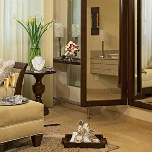 Dreams Riviera Cancun Resort & Spa - Mexico Honeymoon packages- interior hotel