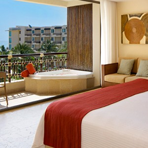 Dreams Riviera Cancun Resort & Spa - Mexico Honeymoon packages- room with view