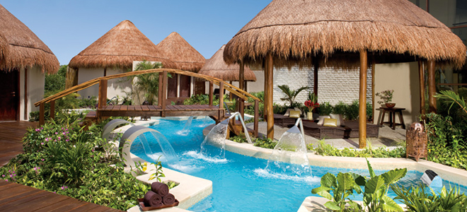 Dreams Riviera Cancun Mexico Honeymoon Packages