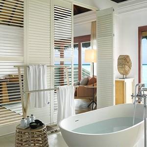 Dusit Thani Maldives - Ocen Villa With Pool Bath