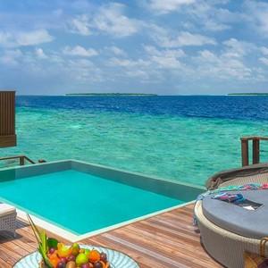 Dusit Thani Maldives - Ocen Villa With Pool Terrace