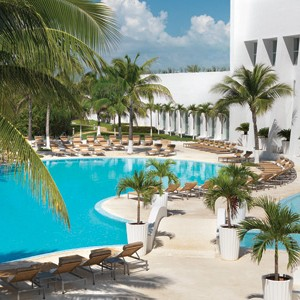 Le Blanc Spa Resort - Hotel pool - Mexico