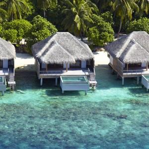 honeymoon packages - Maldives - Dusit Thani - Huts