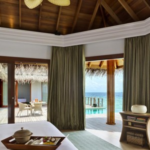 honeymoon packages - Maldives - Dusit Thani - Room