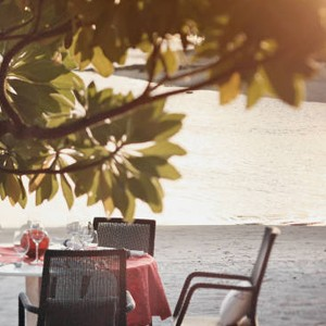 Luxury Holidays - Mauritius Honeymoon - Heritage Le Telfair Golf Resort - dinner