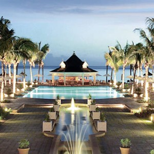 Luxury Holidays - Mauritius Honeymoon - Heritage Le Telfair Golf Resort - pool