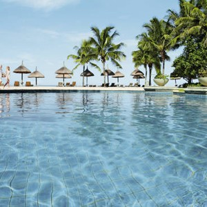 Luxury Holidays - Mauritius Honeymoon - Heritage Le Telfair Golf Resort - ocean