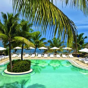 Maritm resort - Mauritius - honeymoon packages - pool