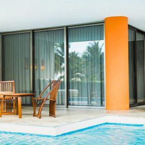 Mexico Honeymoon Packages Secrets Aura Cozumel Preferred Club Junior Suite Swim Up Ocean View 6