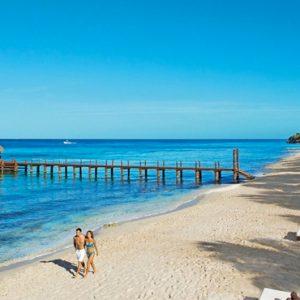 Mexico Honeymoon Packages Secrets Aura Cozumel Beach