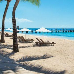 Mexico Honeymoon Packages Secrets Aura Cozumel Beach 2