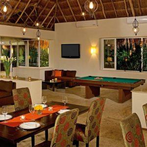 Mexico Honeymoon Packages Secrets Aura Cozumel Dining 3