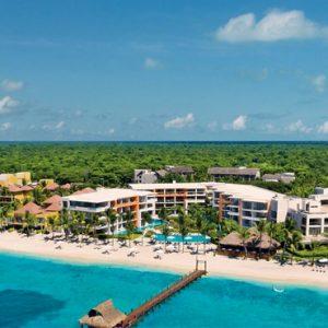 Mexico Honeymoon Packages Secrets Aura Cozumel Exterior