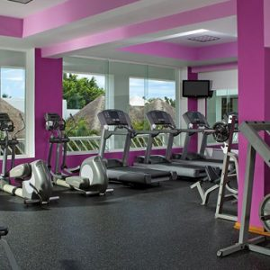 Mexico Honeymoon Packages Secrets Aura Cozumel Gym