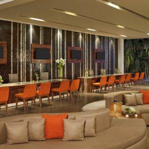 Mexico Honeymoon Packages Secrets Aura Cozumel Lounge