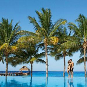 Mexico Honeymoon Packages Secrets Aura Cozumel Pool