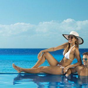 Mexico Honeymoon Packages Secrets Aura Cozumel Pool 2