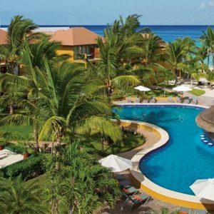 Mexico Honeymoon Packages Secrets Aura Cozumel Pool 3