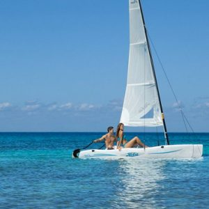 Mexico Honeymoon Packages Secrets Aura Cozumel Water Sports