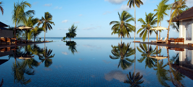 The Residence Zanzibar - Zanzibar Honeymoon Packages - pool