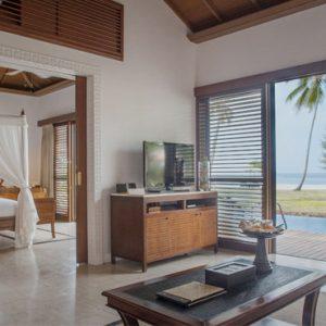 Zanzibar Honeymoons The Residence Zanzibar Frangipani Ocean Front Pool Villa