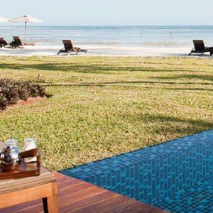 Zanzibar Honeymoons The Residence Zanzibar Frangipani Ocean Front Pool Villa 2