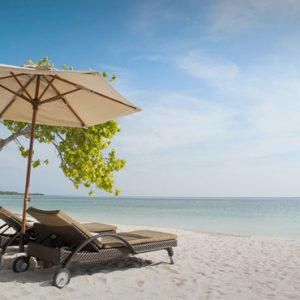 Beach 2 The Residence Zanzibar Zanzibar Honeymoon Packages