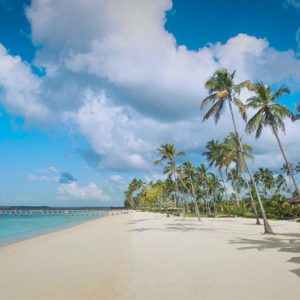 Beach 4 The Residence Zanzibar Zanzibar Honeymoon Packages