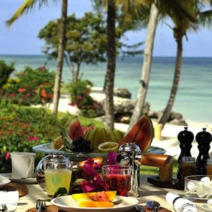 Dining 6 The Residence Zanzibar Zanzibar Honeymoon Packages