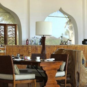 Dining 7 The Residence Zanzibar Zanzibar Honeymoon Packages
