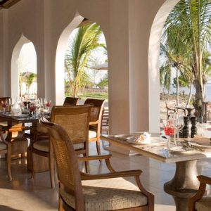 Dining The Residence Zanzibar Zanzibar Honeymoon Packages