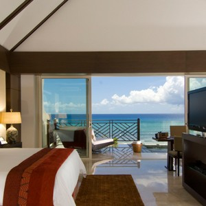 grand velas riviera - honeymoon packages - mexico - bedroom