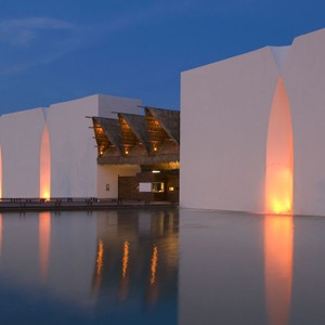 grand velas riviera - honeymoon packages - mexico - exterior