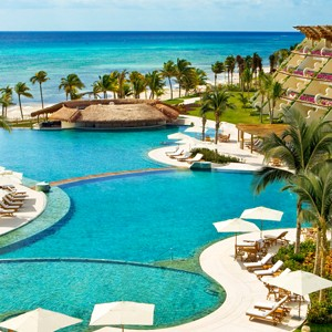 grand velas riviera - honeymoon packages - mexico - overview