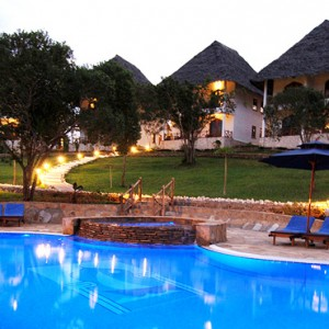 Luxury Zanzibar Holiday Packages Bluebay Beach Resort And Spa Garden Rooms 2