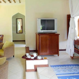 Luxury Zanzibar Holiday Packages Bluebay Beach Resort And Spa Junior Suite