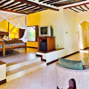 Luxury Zanzibar Holiday Packages Bluebay Beach Resort And Spa Junior Suite 2