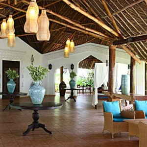 Luxury Zanzibar Holiday Packages Bluebay Beach Resort And Spa Lobby 3