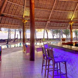 Luxury Zanzibar Holiday Packages Bluebay Beach Resort And Spa Pool Bar 2