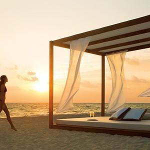 secrets playa mujeres - mexico honeymoon packages - beach