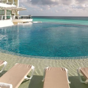sun palace - honeymoon weddings abroad - pool ocean view