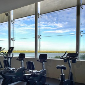 sun palace - mexico Honeymoon packages- gym