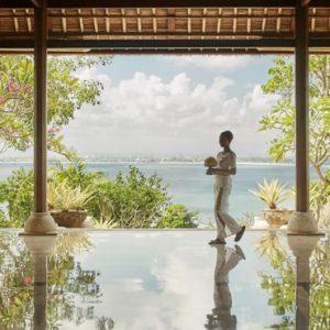 Bali Honeymoon Packages Four Seasons Bali At Jimbaran Lobby