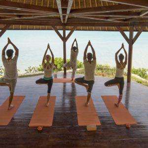 Bali Honeymoon Packages Four Seasons Bali At Jimbaran Yoga
