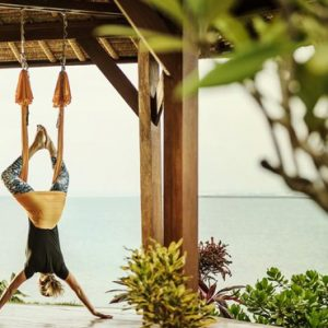 Bali Honeymoon Packages Four Seasons Bali At Jimbaran Yoga 2